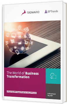 The World of Business Transformation