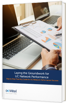 Laying the groundwork for UC Network Performance