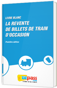 La revente de billets de train d'occasion
