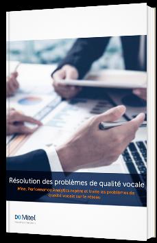 Résolution des problèmes de qualité vocale