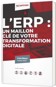 L'ERP : un maillon clé de votre transformation digitale