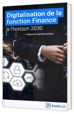 Digitalisation de la fonction Finance à l'horizon 2030