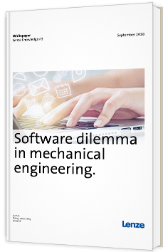 Software dilemma in mechanical engineering
