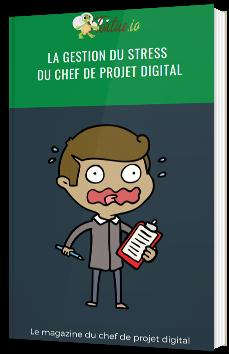 La gestion du stress du chef de projet digital