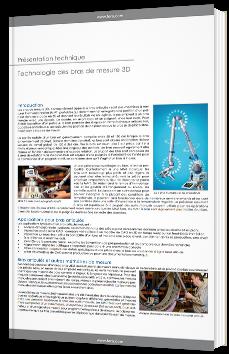 Technologie des bras de mesure 3D