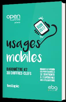 Baromètre Usages Mobiles – 2017