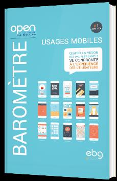 Baromètre Usages Mobiles – 2016
