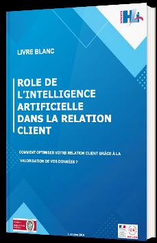 Rôle de l'intelligence artificielle dans la relation client