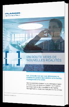 Livre blanc : Les 10 tendances qui vont déterminer et modifier la gestion immobilière et le facility management d'ici 2022