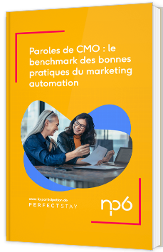 Paroles de CMO : le benchmark des bonnes pratiques du marketing automation