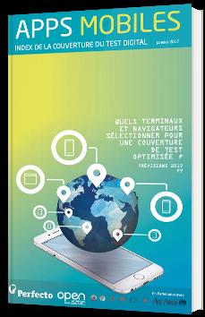 Apps mobiles - Index de la couverture du test digital