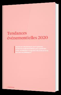 Tendances événementielles 2020
