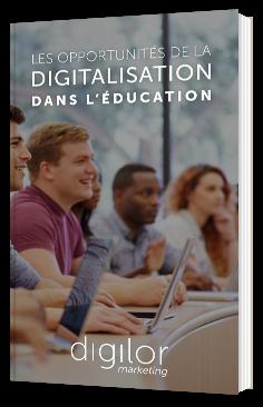 Livre blanc : La digitalisation de l'éducation