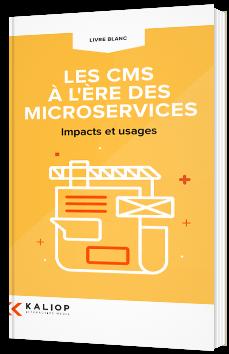 Les CMS à l'ère des microservices : impacts et usages