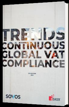Rapport Sovos 2020 :  Conformité en matière de TVA et de facturation électronique