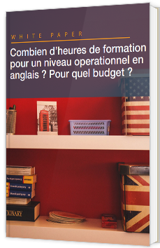 Combien d'heures de formation pour un niveau operationnel en anglais ? Pour quel budget ?