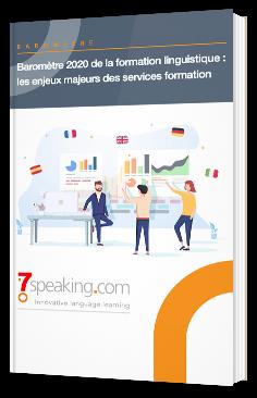 Baromètre 2020 de la formation linguistique: les enjeux majeurs des services formation