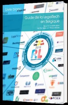 Guide de la LegalTech en Belgique