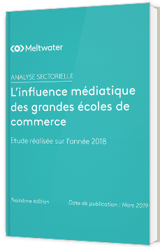 L'influence médiatique des grandes écoles de commerce en 2018