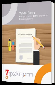 Rédiger un appel d'offres gagnant en Blended Learning