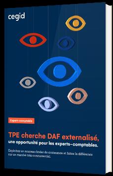 TPE cherche DAF externalisé, une opportunité pour les experts-comptables.