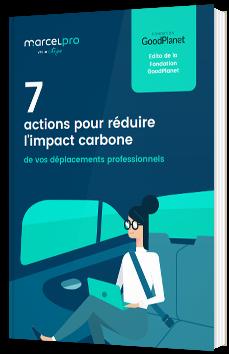 7 actions pour réduire l'impact carbone de vos déplacements professionnels