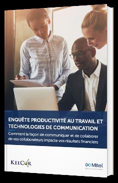 Enquête productivité au travail et technologies de communication