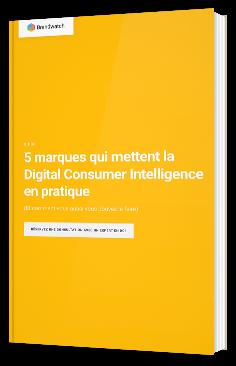 5 marques qui mettent la Digital Consumer Intelligence en pratique