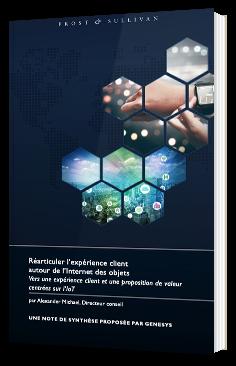 Réarticuler l'expérience client autour de l'Internet des objets