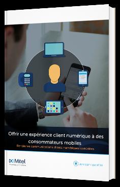 Offrir une expérience client numérique à des consommateurs mobiles