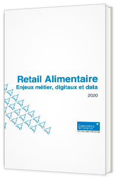 Retail alimentaire : enjeux métier, digitaux et data