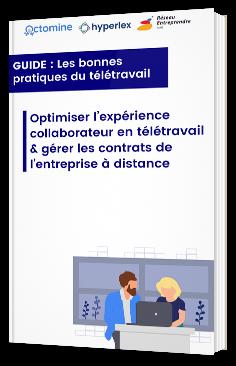 Télétravail : optimiser l'expérience collaborateur et gérer les contrats de l'entreprise à distance