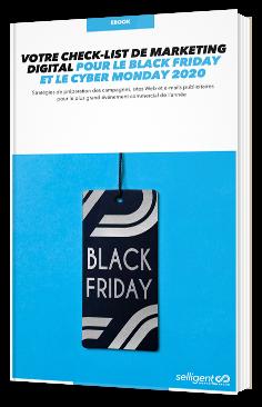Votre check-list de marketing digital pour le Black Friday et le Cyber Monday 2020