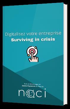 Surviving in crisis : digitalisez votre entreprise