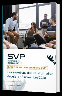 Les évolutions du FNE-Formation depuis le 1 er novembre 2020