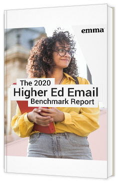The 2020 Higher Ed Email Benchmarks Report