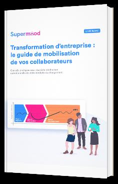Transformation d'entreprise : le guide de mobilisation de vos collaborateurs