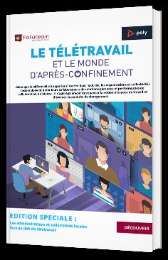 Les administrations et collectivités locales  face au défi du télétravail