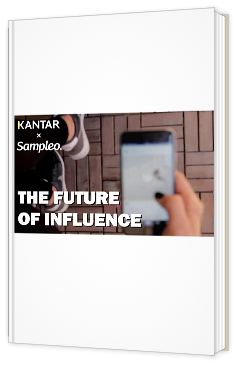 What is the future of influence ?
