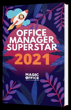 Office Manager Superstar 2021, le rapport le plus complet sur l'Office Management !