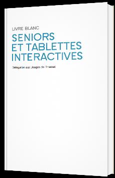 Seniors et tablettes numériques