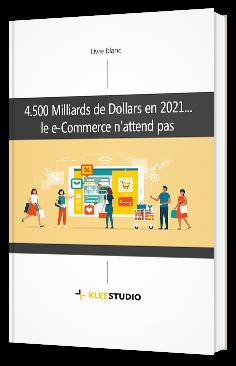 4 500 milliards de dollars en 2021… le e-Commerce n'attend pas !