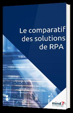 Le comparatif des solutions de RPA