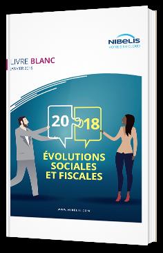Evolutions sociales et légales 2018