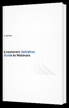 Definitive Guide for Webinars