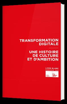 Transformation digitale : un projet organisationnel