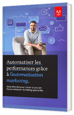 Automatiser les performances grâce à l'automatisation marketing.