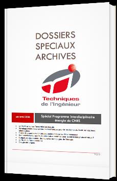 Spécial Programme interdisciplinaire énergie du CNRS