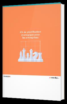 kit de planification stratégique