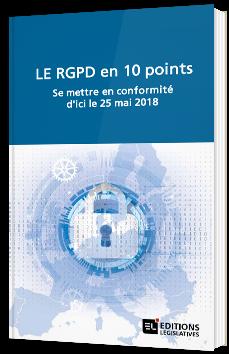 Le RGPD en 10 points